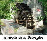 le moulin de la Sauvag�re