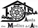 logo de l'association des moulins de l'Ain