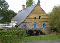 photo du moulin hy